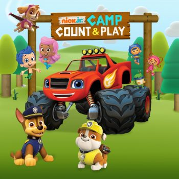 Nick Jr. Camp Count & Play