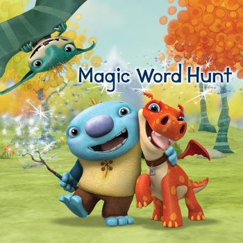 Magic Word Hunt Game