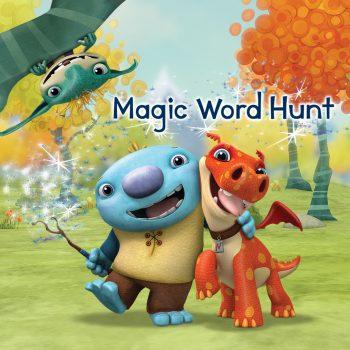 Magic Word Hunt Game