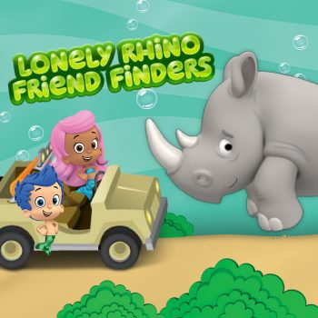 Lonely Rhino Friend Finders!