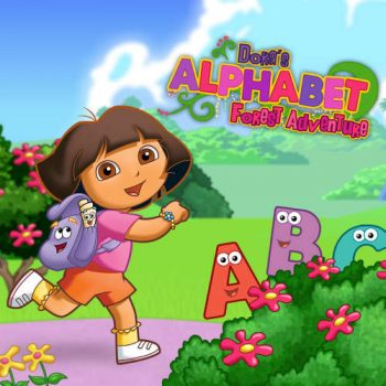 Dora alphabet forest adventure download