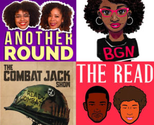 Black Girl Nerds Podcast in Huffington Post