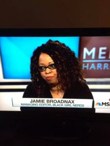 Melissa Harris-Perry Show guest