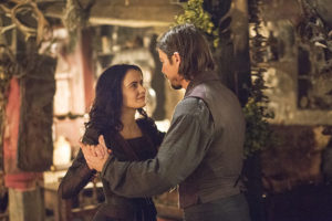 Eva Green as Vanessa Ives and Josh Hartnett as Ethan Chandler in Penny Dreadful (season 2, episode 7): Jonathan Hession/SHOWTIME