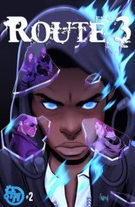 Route 3 #2 Cover