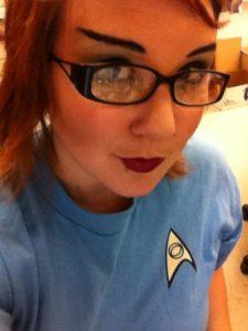 SB Halloween Spock