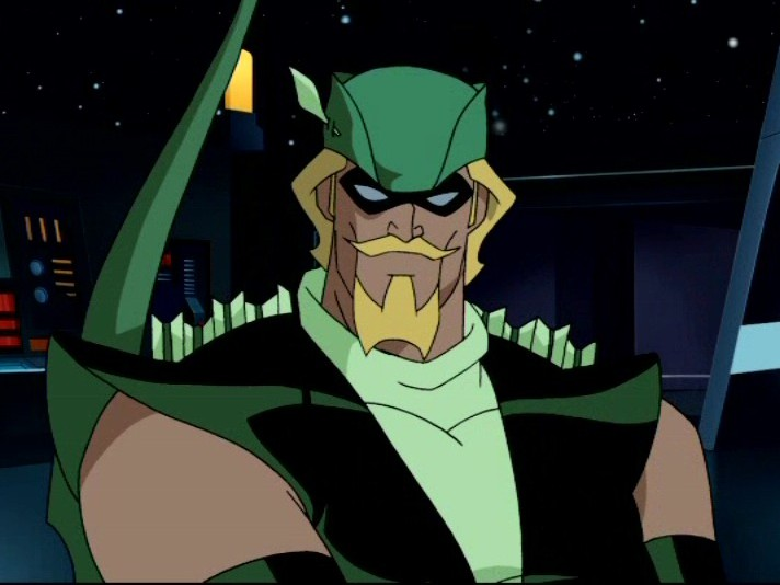 GreenArrow_DCAU