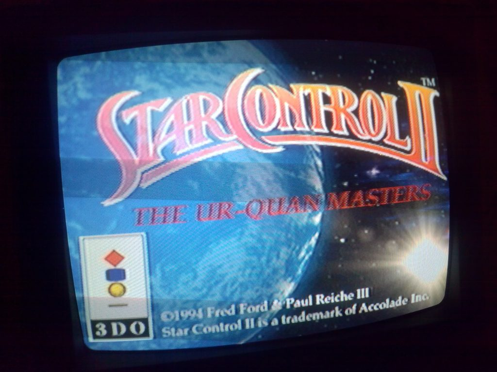 Before there was Mass Effect there was Star Control II. Put respeck on it!