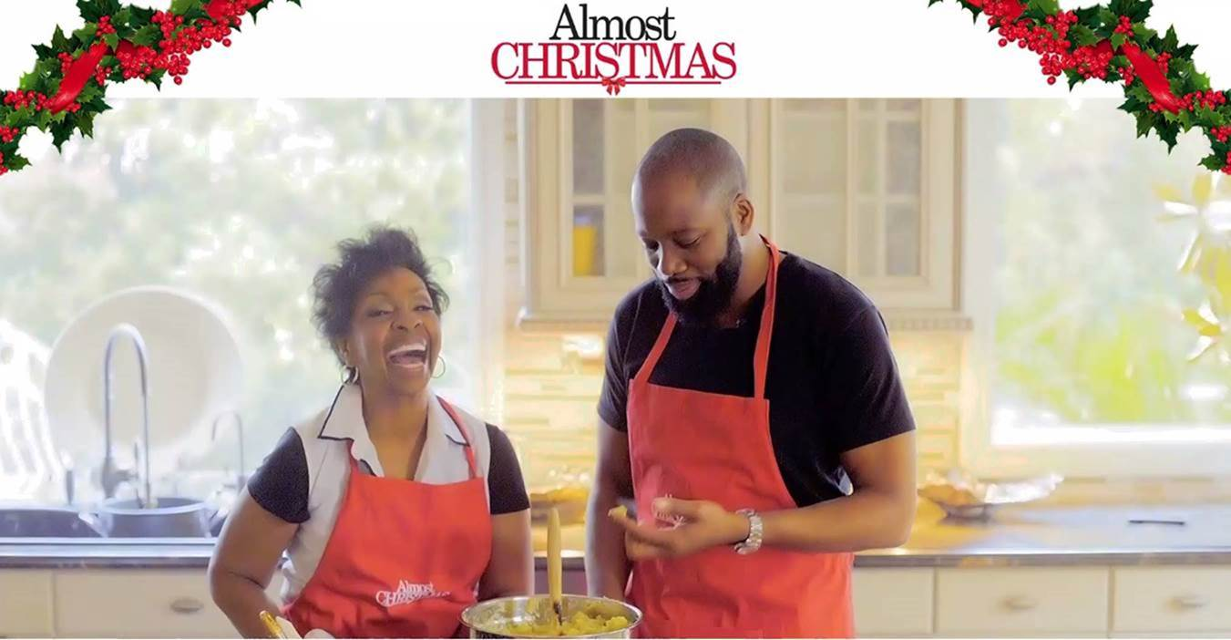 Enjoy \'Almost Christmas\' With Gladys Knight\'s Sweet Potato Pie ...