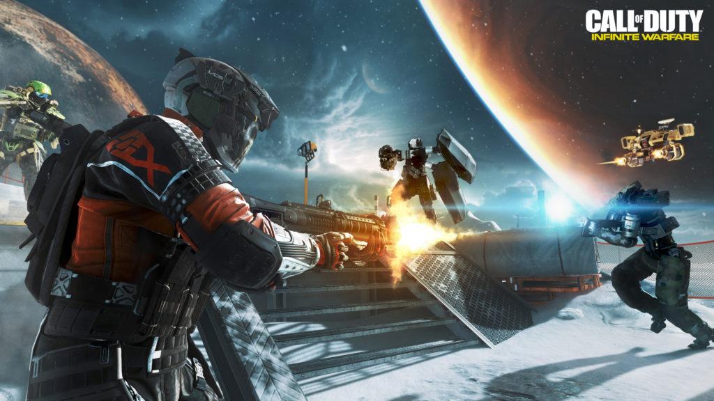 COD Infinite Warfare MP Frost 1