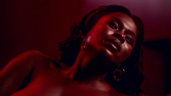 Strangled naked black women fe