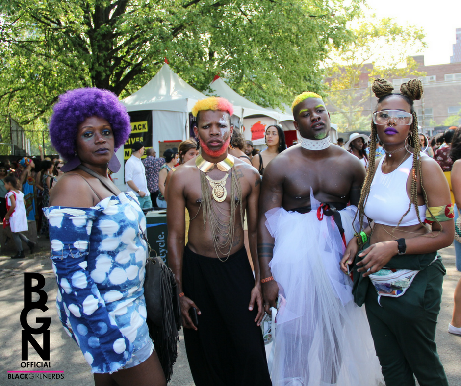 Afropunk, Afro, Punk, Black, Fashion