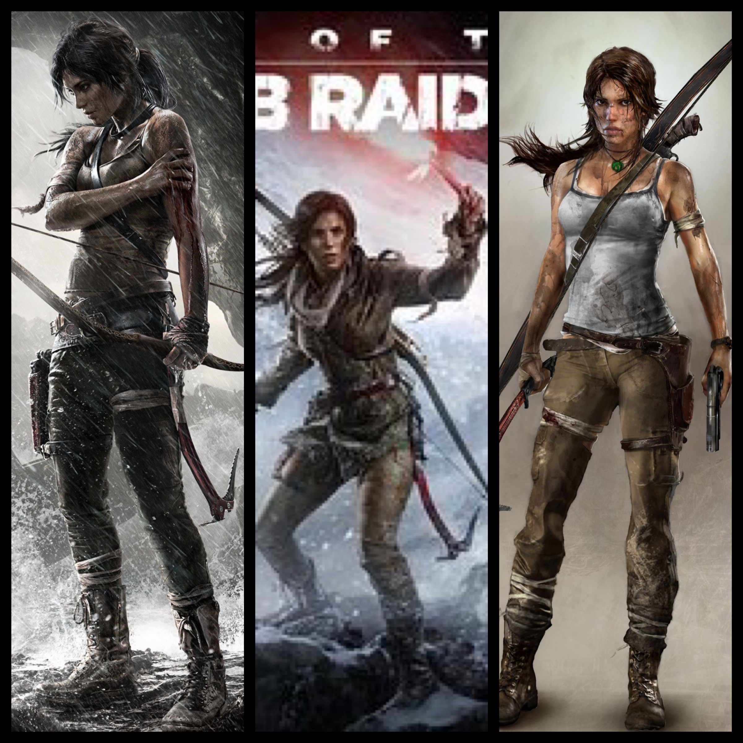 Tomb Raider Poster: Tomb Raider Trailer Reedems After The Fallout From The