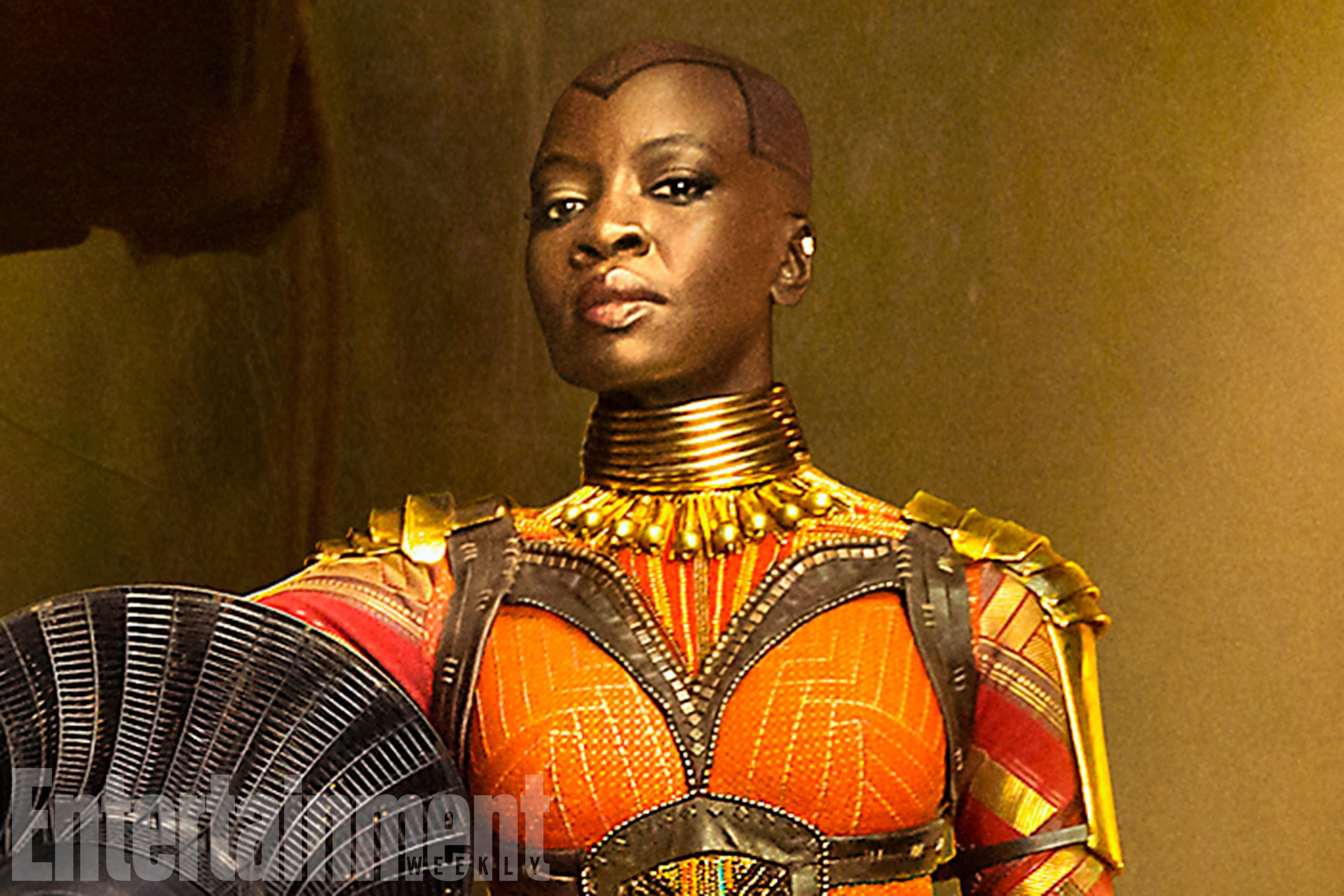 Pictured Danai Gurira as Okoye. Image via Entertainment Weekly  sc 1 st  Black Girl Nerds & 6 Last Minute Halloween Costume Ideas - Black Girl Nerds