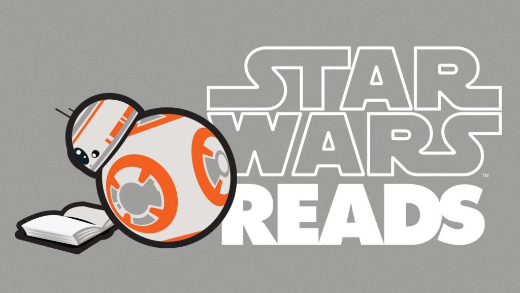 Star Wars Reads banner