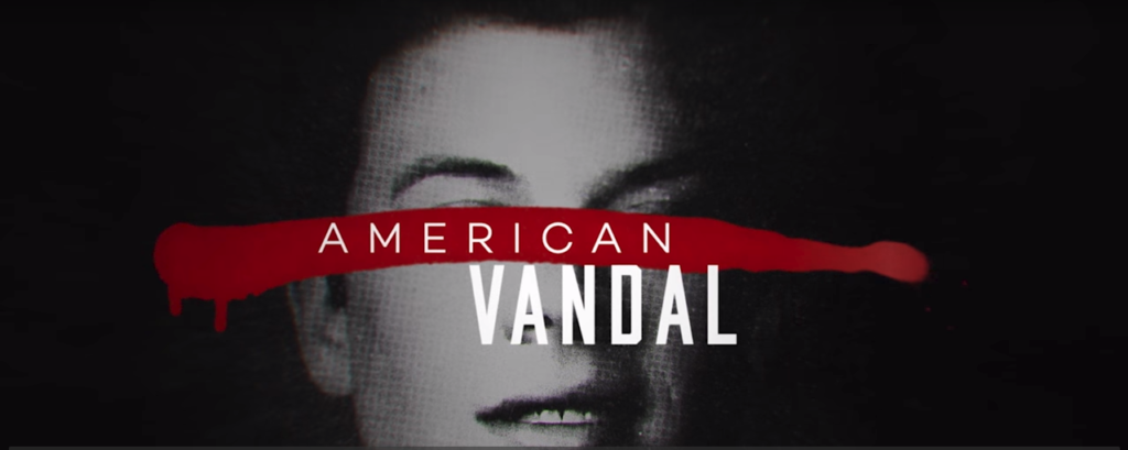 American Vandal, Netflix, Camille Hyde