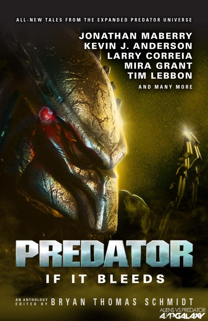 titan books, nycc17, predator