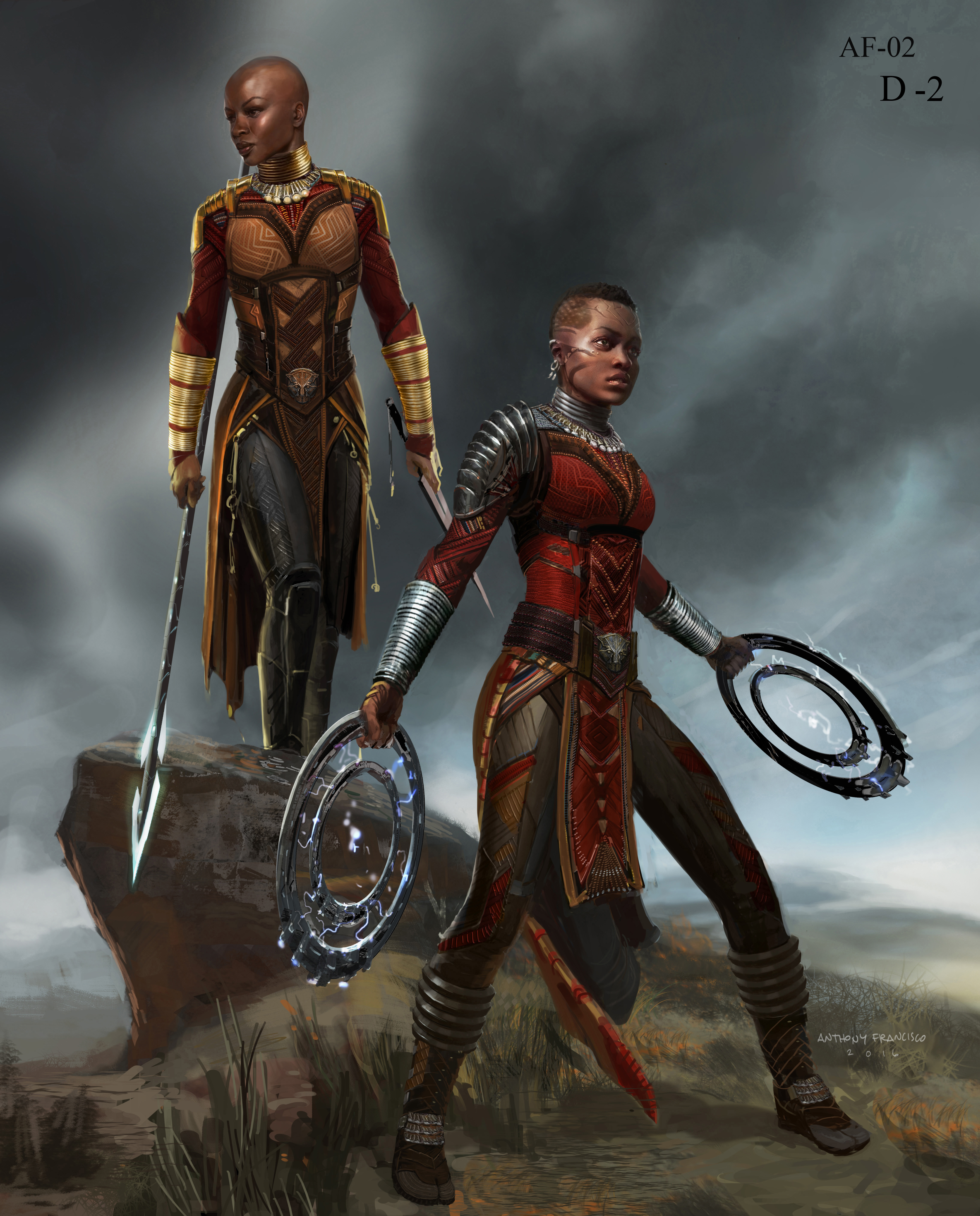 meet the dora milaje the story behind black panther s nakia and okoye. Black Bedroom Furniture Sets. Home Design Ideas