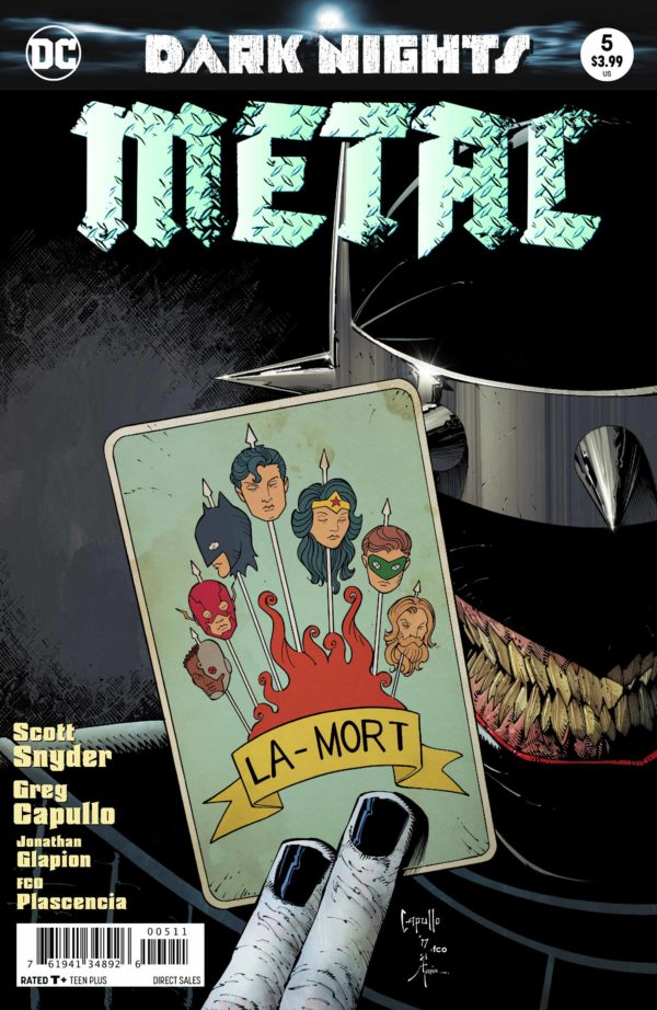 Dark Nights Metal Issue 5