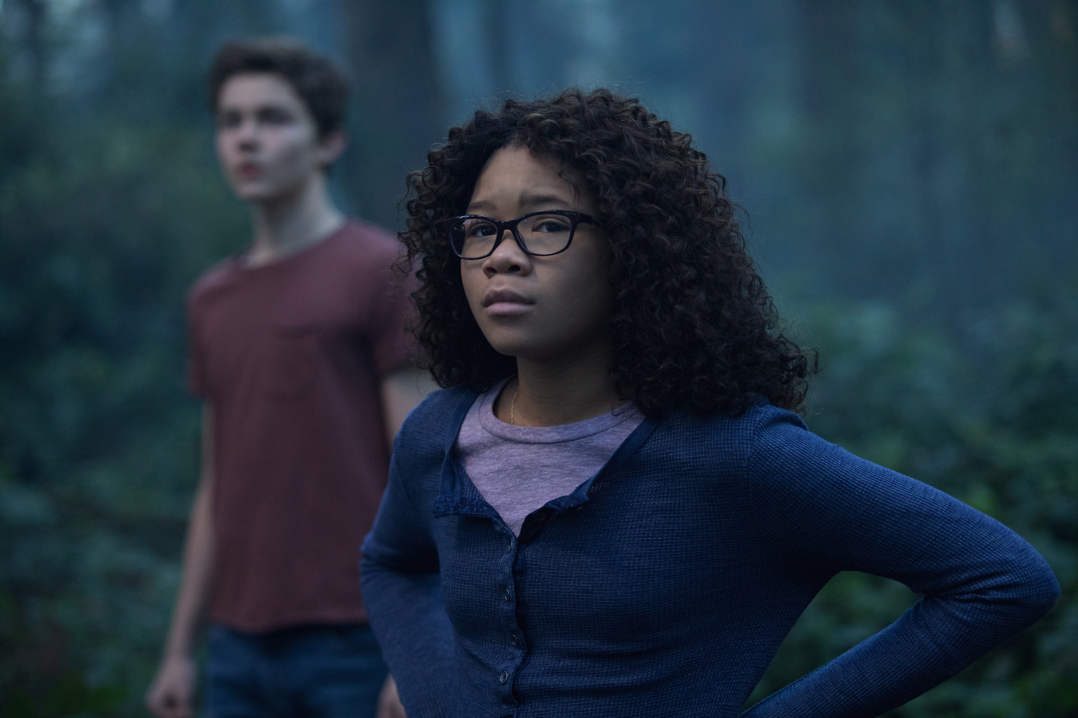 'A Wrinke In Time's' Storm Reid Says Why This Film Is Important For Girls