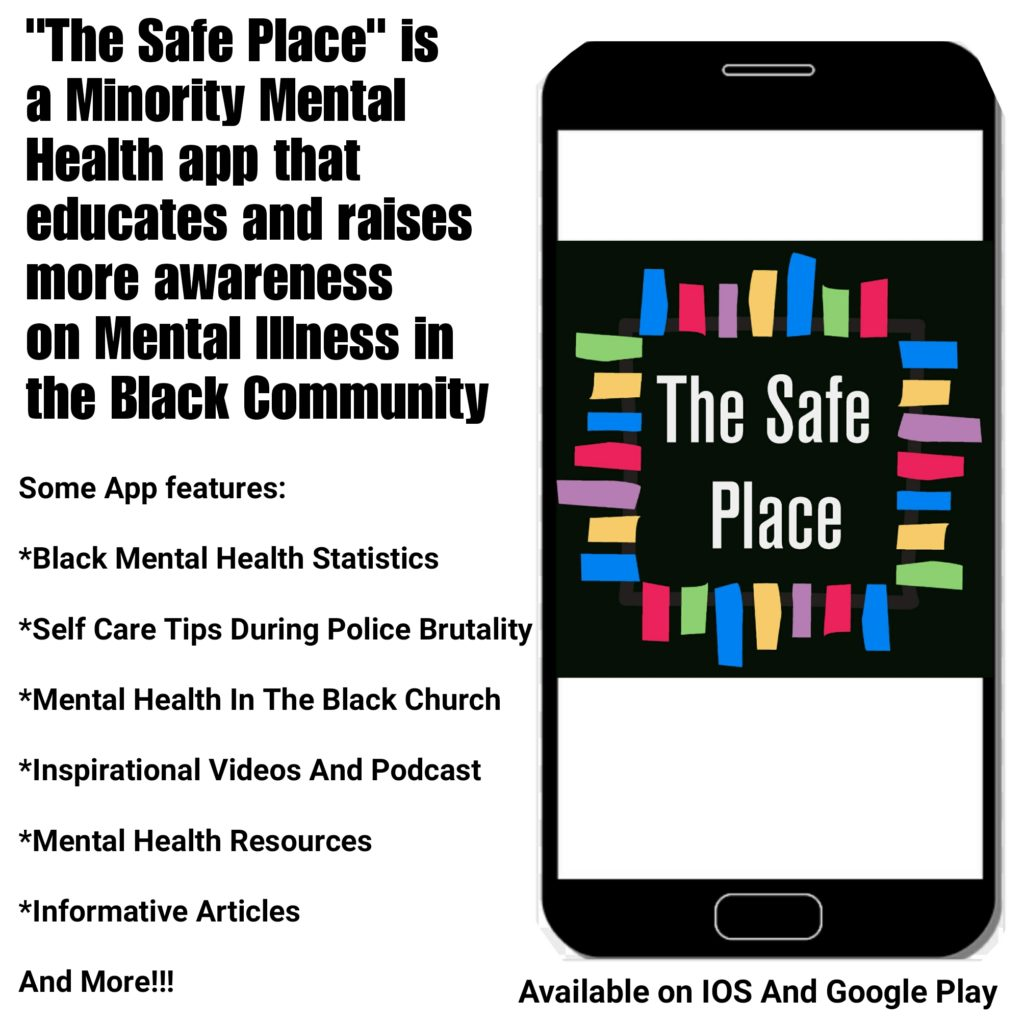 The Safe Place, Mental Health