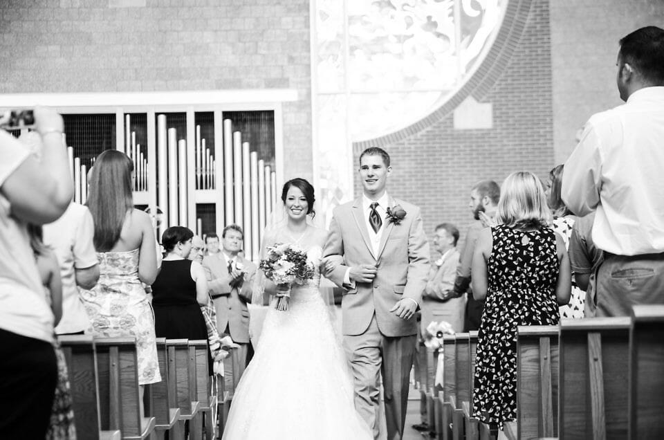 Sarah & Sam 8.17.13 Woodhaven Country Club Wedding I Louisville, KY Wedding Photographer