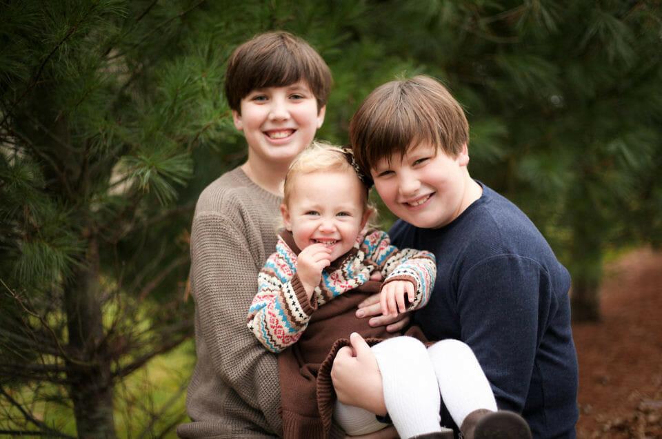 Liggett Fall Session | Family