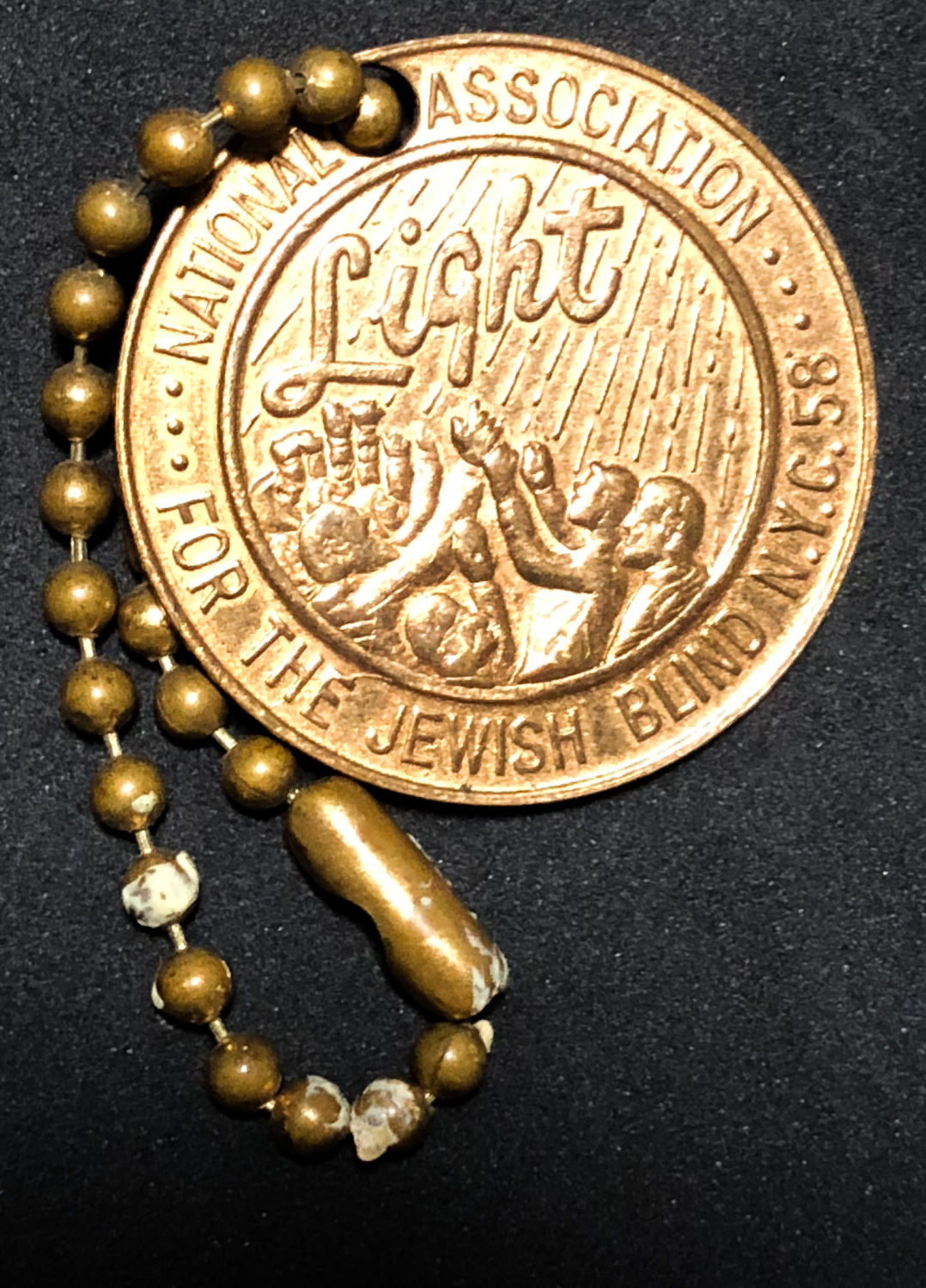 Lot 5 - Medals, Tokens.  -  yigal avrahamy Auction 03 - Coins and Banknotes of Israel and Palestine, medals and tokens.