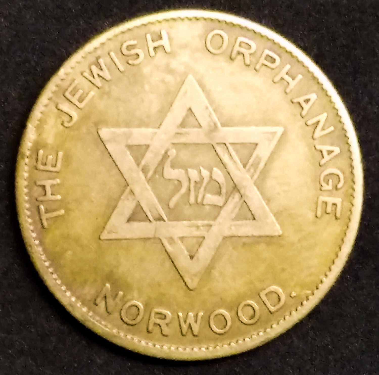 Lot 13 - Medals, Tokens.  -  yigal avrahamy Auction 03 - Coins and Banknotes of Israel and Palestine, medals and tokens.