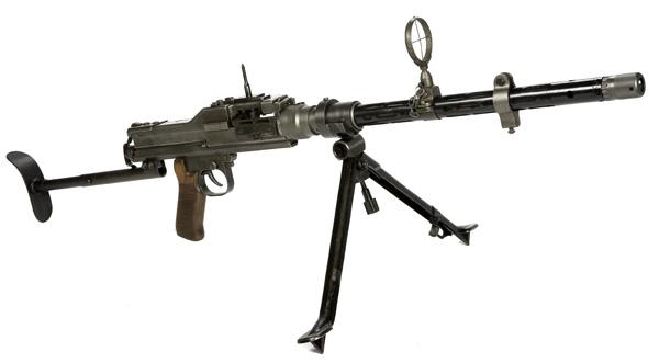 German Ww2 Machine Guns German WWII MG81
