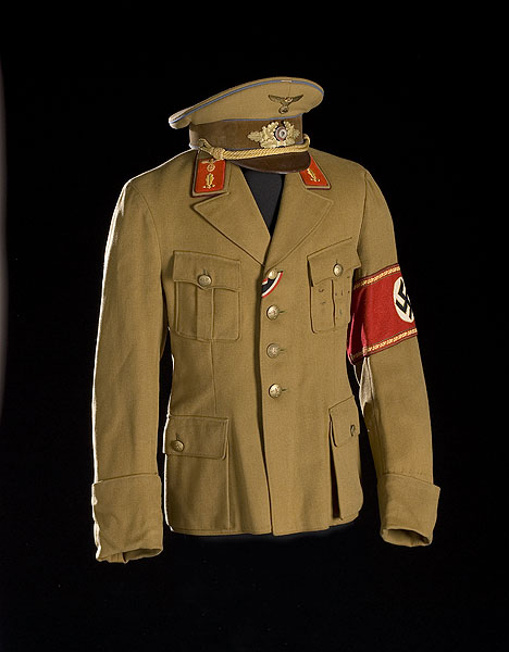 Third Reich NSDAP Political Officer's Uniform and Hat ...