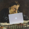 Tolstoy Leaves Facebook Somewhat More Soulless Than Before