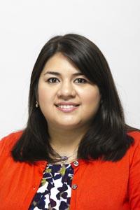 Jessica Acosta, Asistente Directora de Admisión