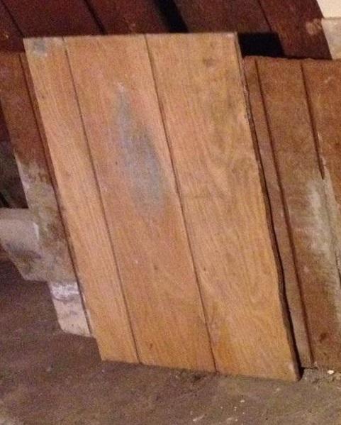 Original piece of wood