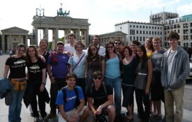 Image: Students may study abroad at the Tufts program in Tübingen, Germany.