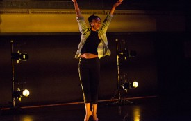 Image: Extracurricular dance groups include Tufts Dance Collective, Spirit of Color, and Sarabande Dance Ensemble.