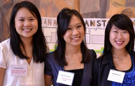Image: A member of the Group of Six, the Tufts Asian American Center offers resources and information to all members of the Tufts community.