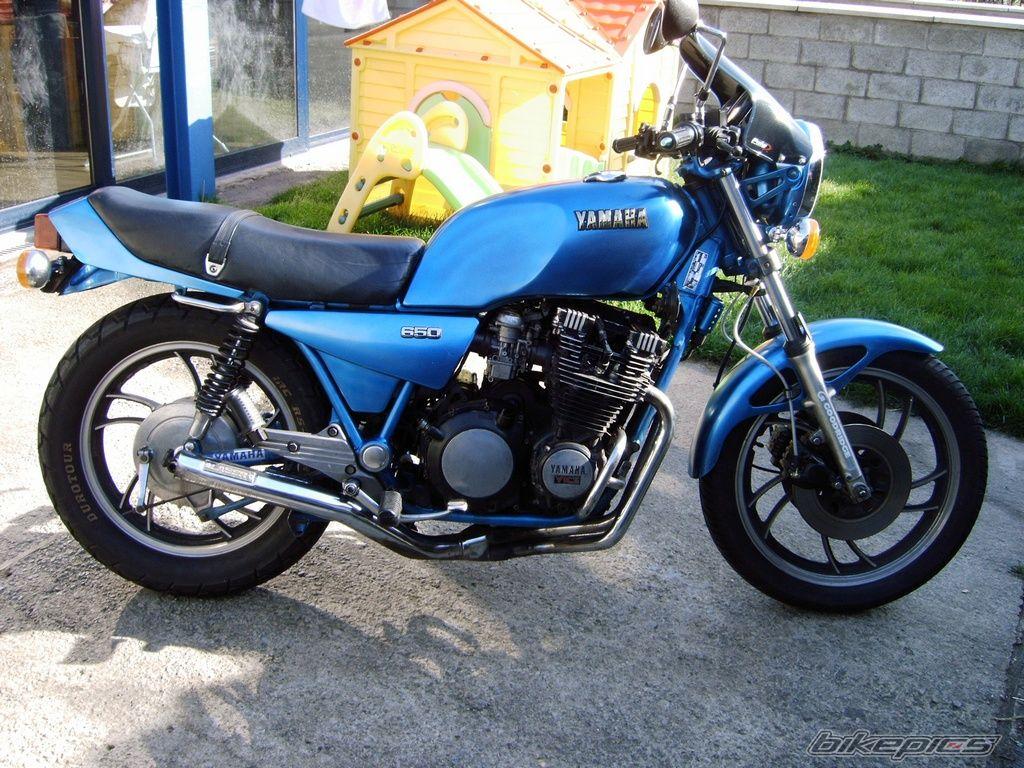 Yamaha XJ 650   Motorkáři.cz