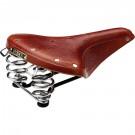 Brooks B67 Honey Single-rail Bike Saddle