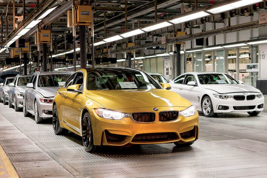 M is for Munich 1