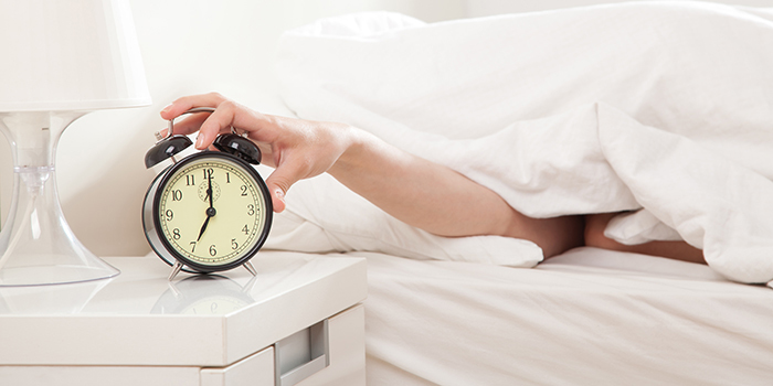 Why Your Bedroom Alarm Clock Is Bad News