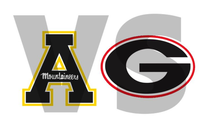 UGA vs. Appalachian State 2017 edit for Players to Watch by Bob Miller