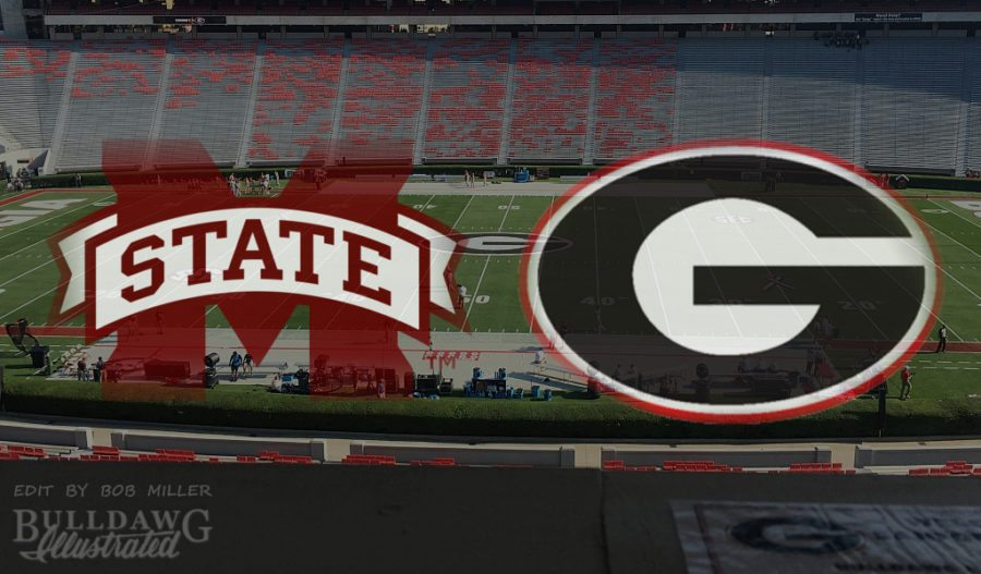 From the Press Box Georgia vs. Mississippi State 2017 edit by Bob Miller