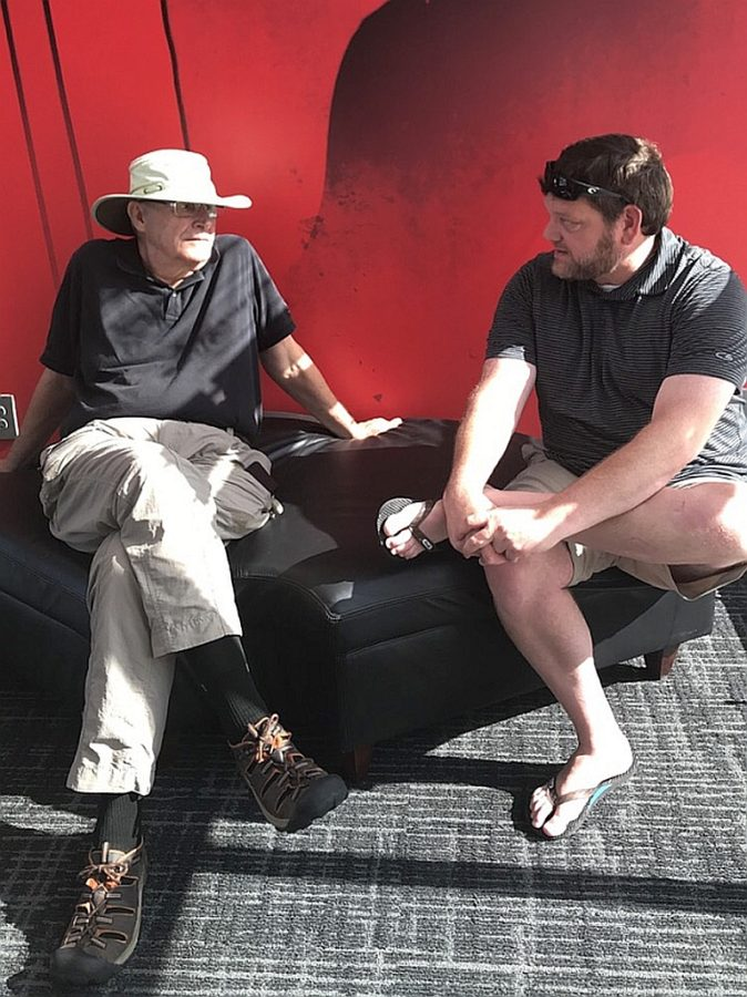 Greg Poole interviews Patrick Garbin