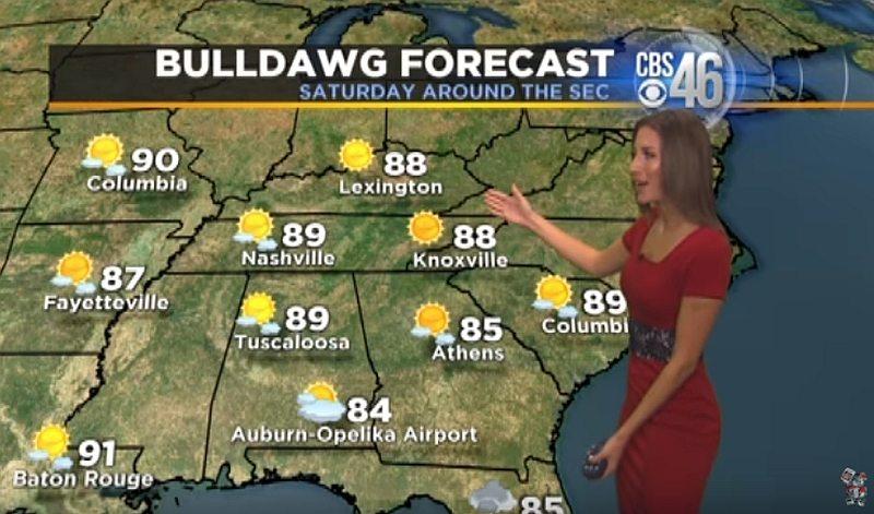 Ella Dorsey's Bulldawg Forecast for UGA vs. Mississippi State