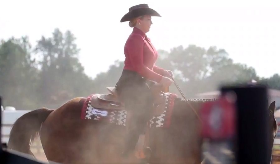 The UGA Equestrian team holds it's 2017 Red and Black Scrimmage at the Equestrian Complex in Bishop, GA on Friday, September 22nd. (Photo from Georgia Equestrian)