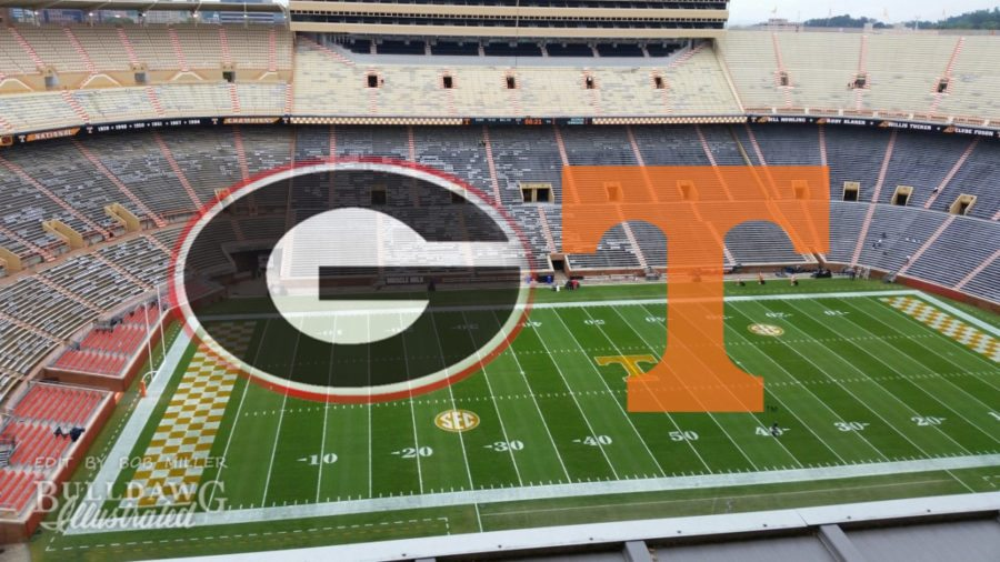From the Press Box UGA vs. Tennessee edit by Bob Miller