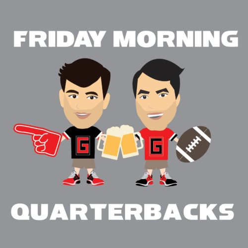 Friday Morning Quarterbacks graphic
