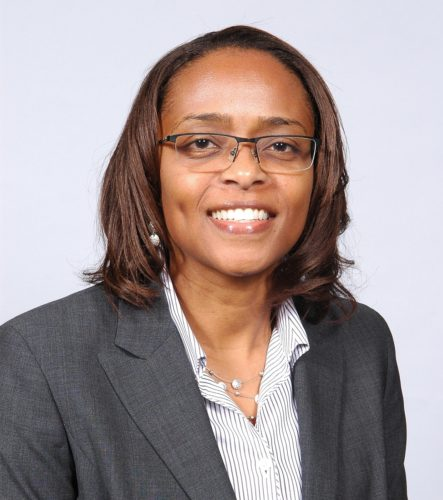 Carla Williams (Photo from Georgia Sports Communication)