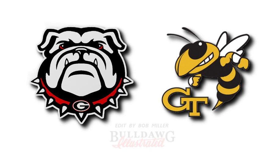 Georgia vs. Georgia Tech edit 002 Bob Miller/ Bulldawg Illustrated